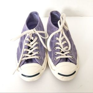 ecabed0dbab29b Jack Purcell Shoes -  JACK PURCELL  CONVERSE Purple Low Top Shoes 7